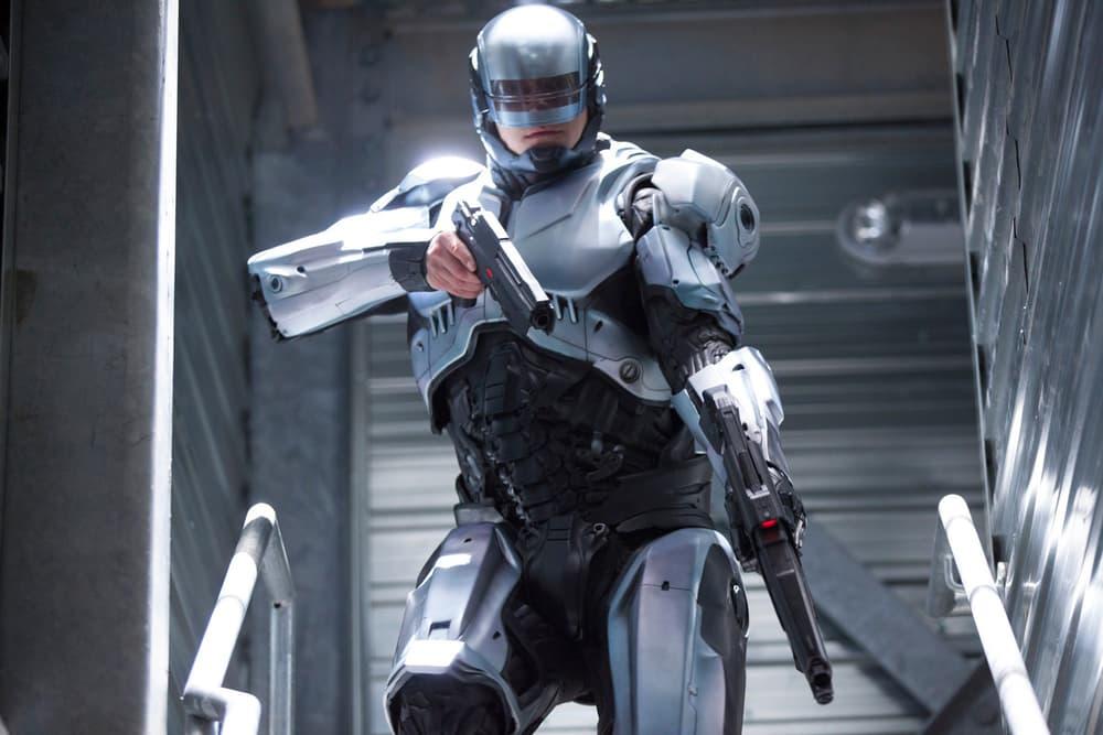 Neill Blomkamp 'RoboCop' Reboot RoboCop: Returns