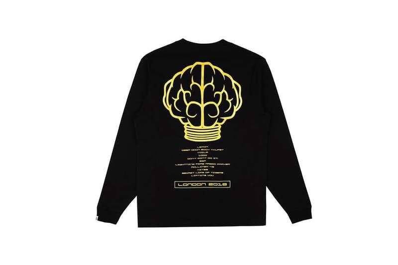 nerd BBC London Special Release Pharrell Williams Star Trak Chad Hugo skateboard deck t shirt hat hoodie sweatshirt longsleeve billionaire boys club