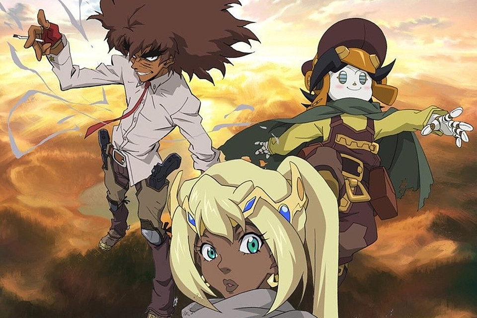 Netflix Announces Cannon Busters Anime Release Date Hypebeast