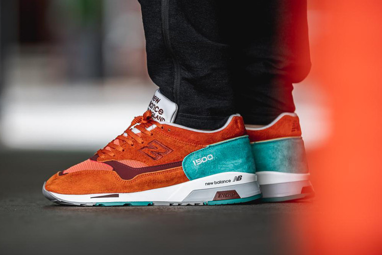 New Balance Delivers Two Tasty 1500 Designs With