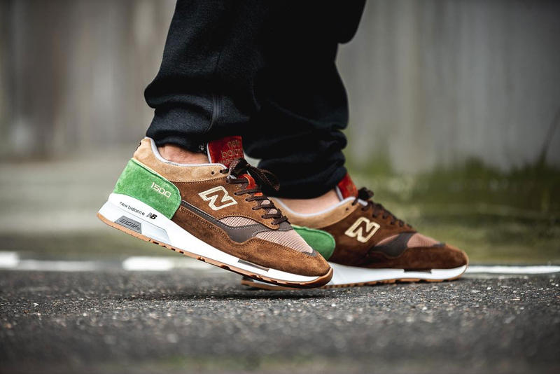 New Balance 1500 Coastal Cuisine Pack Shoes Kicks Trainers Sneakers Release Details Cop Buy Purchase august 4 2018 drop brown orange suede made in uk su