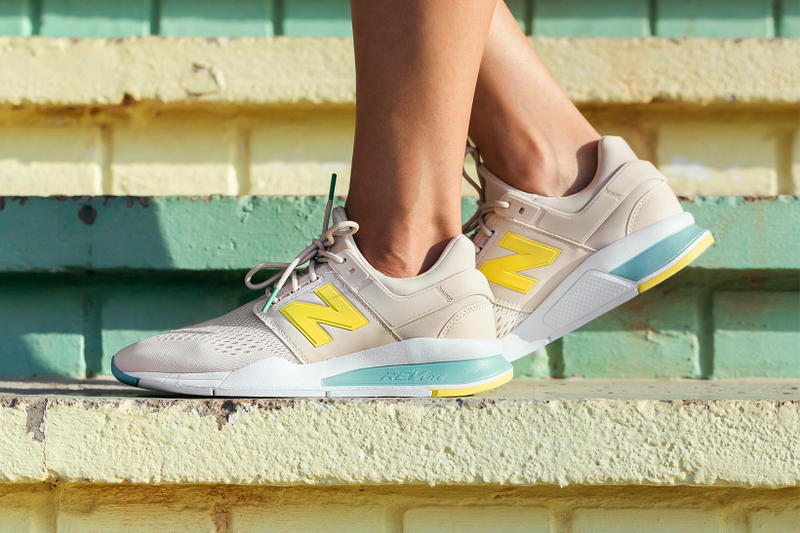 New Balance 247v2 Kinetic City Singapore Lookbook Golden Mile Complex Redhill Station