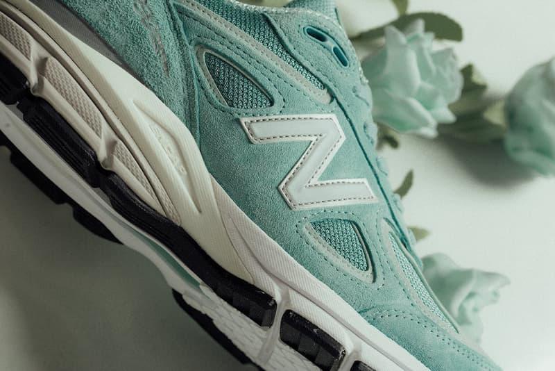 New Balance 990 mineral sage seafoam 2018 footwear