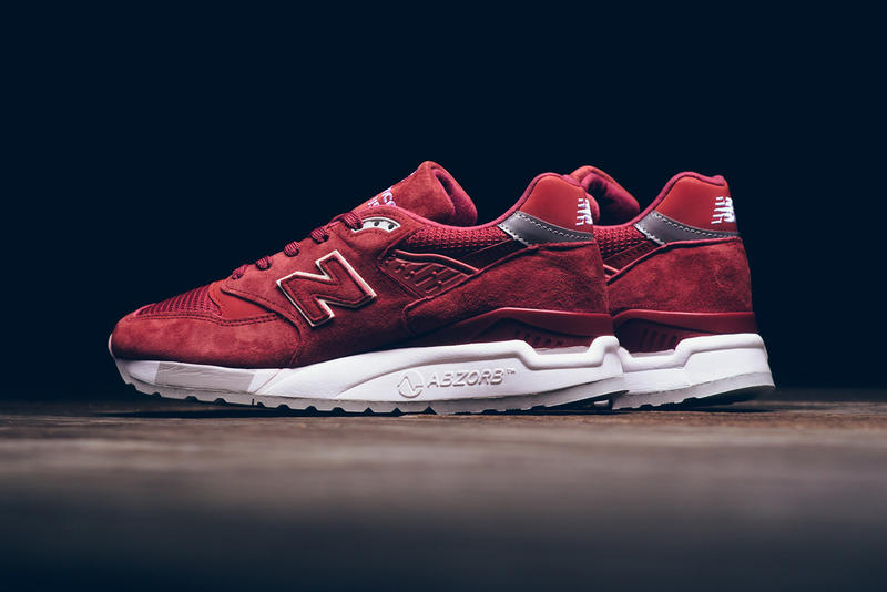 340ee1734d4ce7 New Balance 998 RBE Red Details Womens Available Purchase Cop Buy Now Kicks  Shoes Trainers Sneakers. 1 of 6