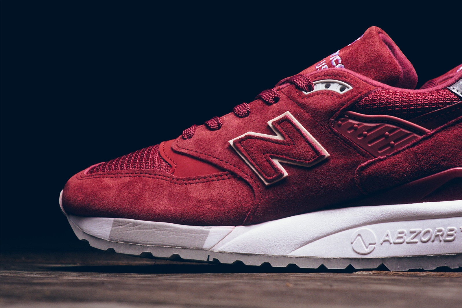 New Balance 998 RBE Red/White Release