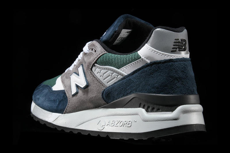 81834f02b2a7 New Balance 998 Teal Navy Release Details Footwear Shoes Trainers Sneakers  Kicks Available Cop Purchase Buy
