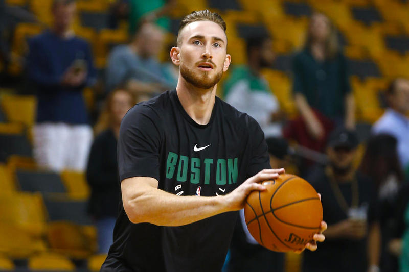 New Balance Relaunch Basketball Division gordon hayward brand ambassador boston celtics
