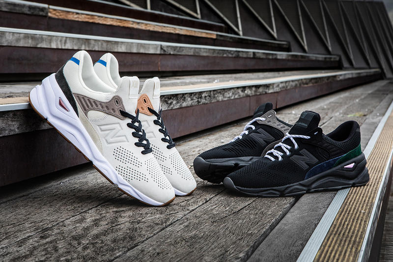 New Balance X-90 Statement Pack Release Details Cop Purchase Buy Available July 14 Footwear Shoes Trainers Kicks White Black Colorways