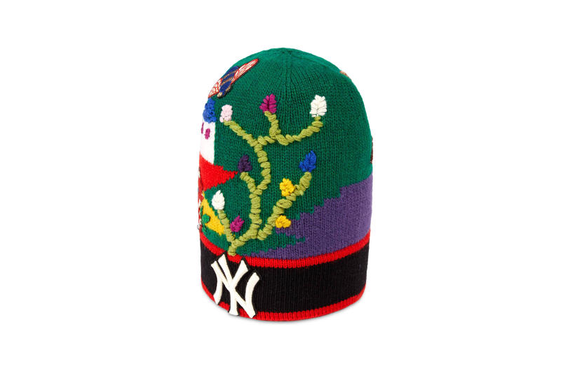 new york yankees gucci caps headwear accessories fashion style luxury designer
