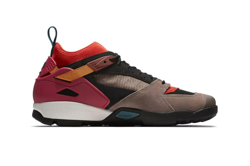 "Nike ACG Air Revaderchi ""Gym Red"" Sneaker Details Sneakers Shoes Kicks Trainers Footwear Cop Purchase Buy Available"