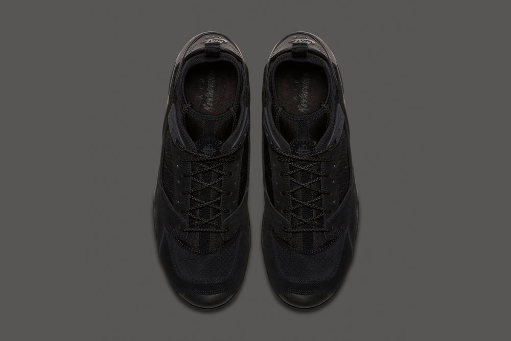 Nike ACG Air Revaderchi Granite Red Plum Anthracite Black SNKRS Retro 90s Spring Summer 2018