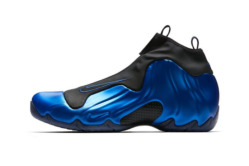 huge discount 56f3b 47192 Nikes Air Flightposite 1 Strikes Back in