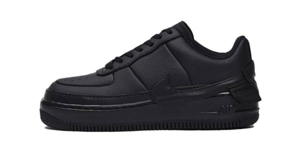 Nike Air Force 1 Jester XX Triple Black