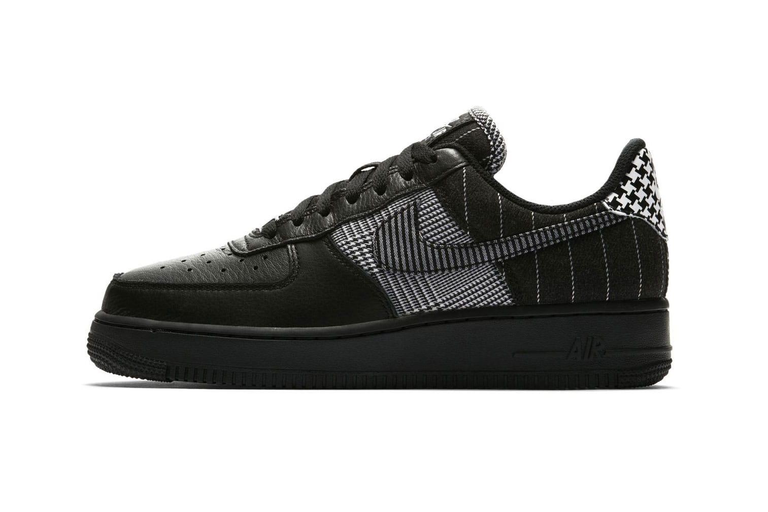 Nike Air Force 1 Low Black \