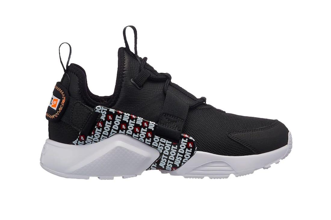 Nike\u0027s Air Huarache City Low Joins the \u201cJust Do It\u201d Lineup