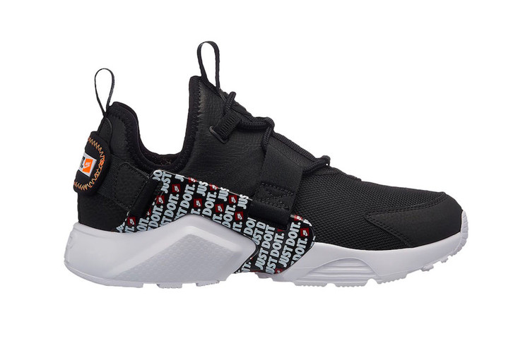 "5b93a5dc27ab0 Nike s Air Huarache City Low Joins the ""Just Do It"" Lineup"