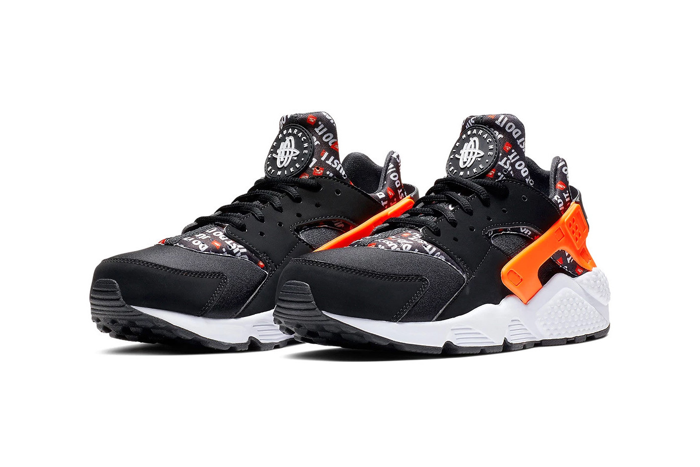 d339379fed5e9d nike air huarache men 2018 lookbook black
