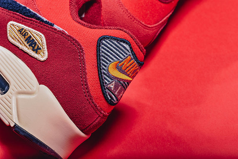 Nike Air Max 90 Premium SE Varsity Pack