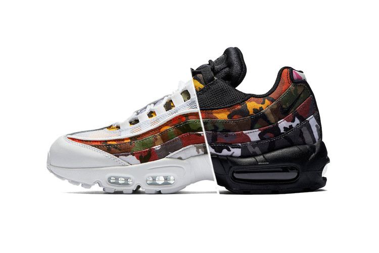 5920ab524263 ERDL Camo Receives an Array of Colors in This Air Max 95 Pack