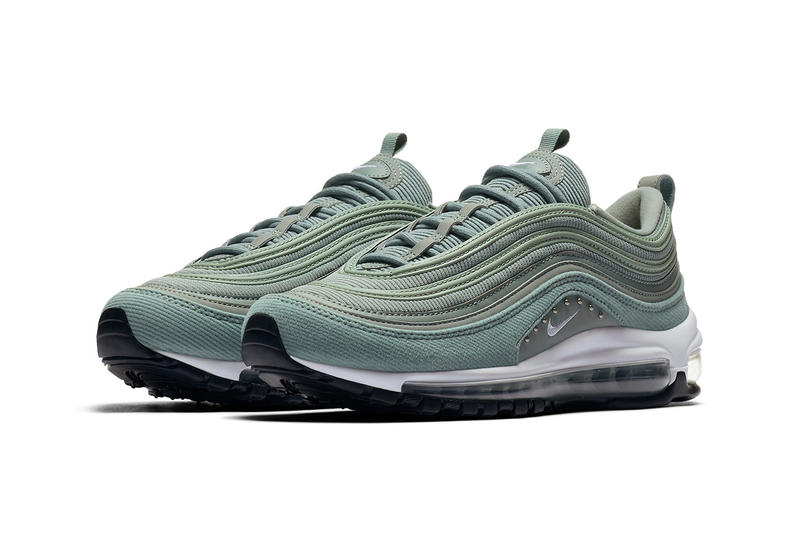 "info for 04142 7bbf5 Nike Air Max 97 ""Mica Green"" Release Details 