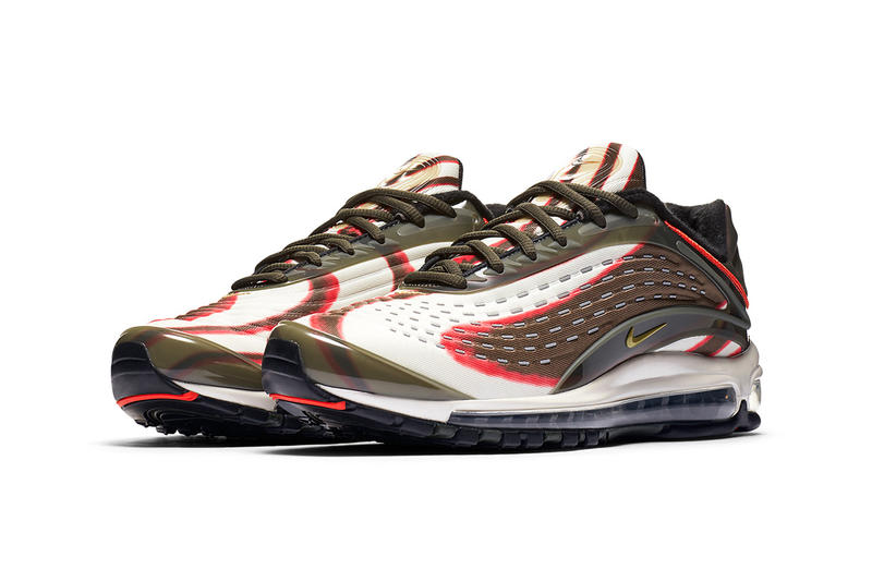Nike Air Max Deluxe sequoia official images 2018 footwear nike sportswear