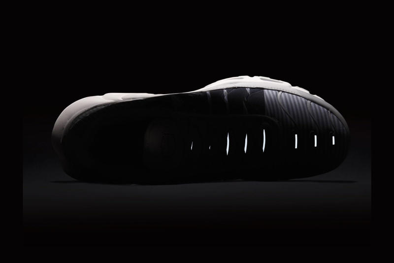Nike Air Max Plus Stripes Grey Cool Grey Anthracite London Fashion Week: Men's ALCH Studio
