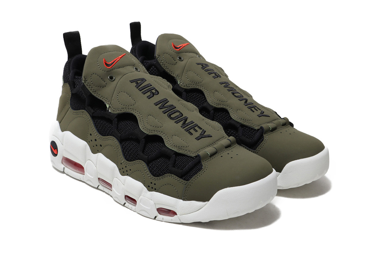 Nike's Air More Money Gets A Militant