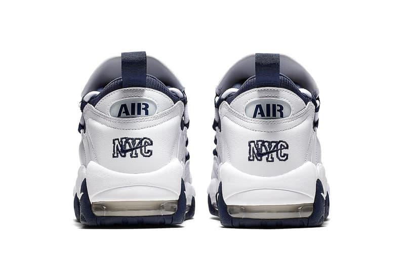 nike air more money the bronx new york yankees 2018 august nike sportswear footwear