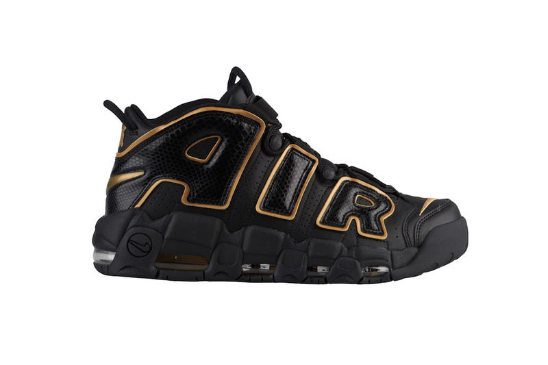 34d76ccd6a Getting some Air in France. nike air more uptempo france black metallic  gold 2018 footwear. 1 of 2. Sneaker Bar Detroit