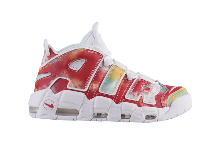 8aafad77d Nike s Air More Uptempo Gets a Colorful Remix for UK Edition. Footwear