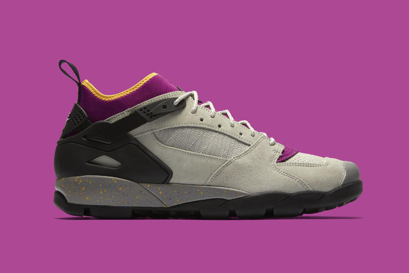 Nike ACG Air Revaderchi Granite Red Plum Anthracite Black SNKRS Retro 90s Spring Summer 2018