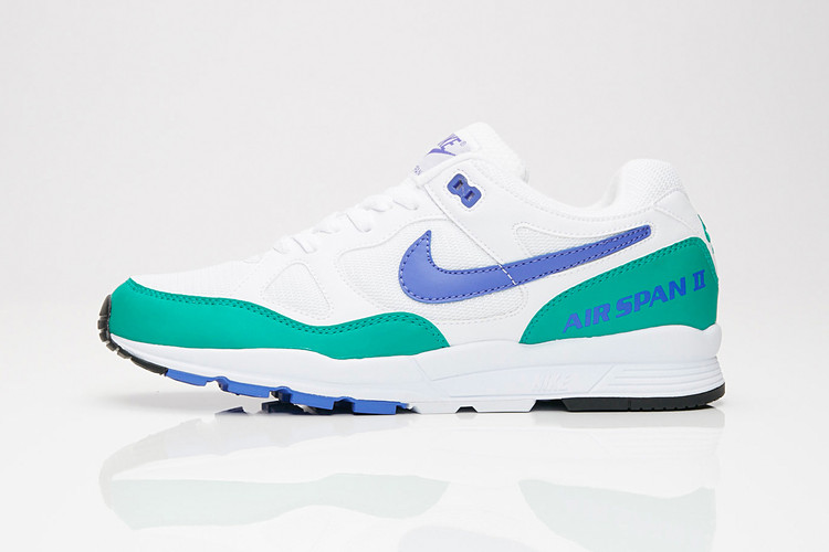 on sale 6b716 c82ee Nike Air Span II Returns in