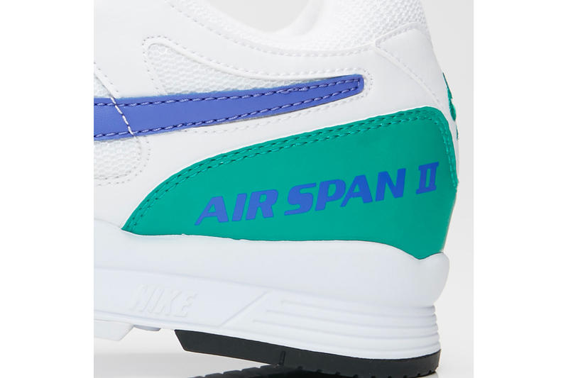 "Nike Air Span II ""Persian Violet/Neptune Green"" release date sneaker colorway price purchase"