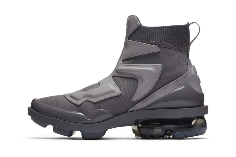 a4880225ed Nike Air VaporMax Light 2 First Look sneaker boot grey release date