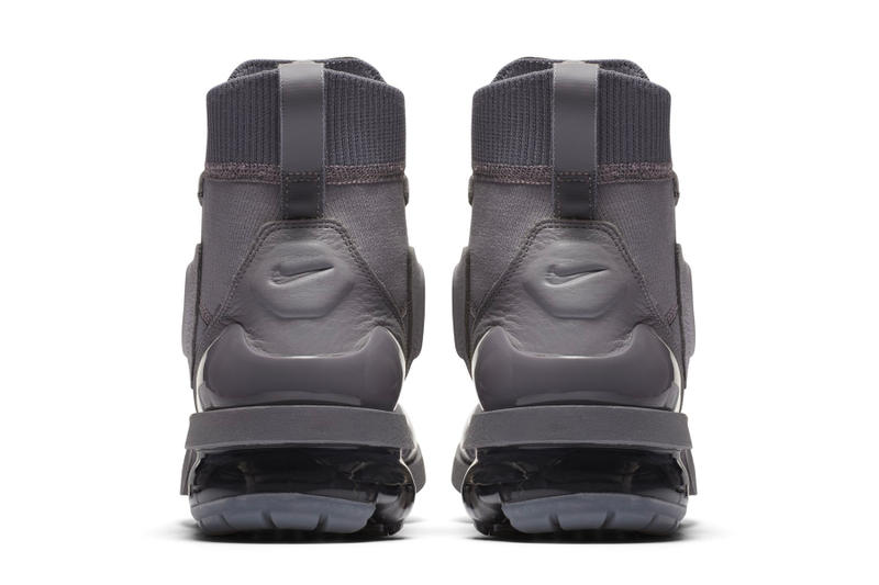 86123bed34 Nike Air VaporMax Light 2 First Look sneaker boot grey release date