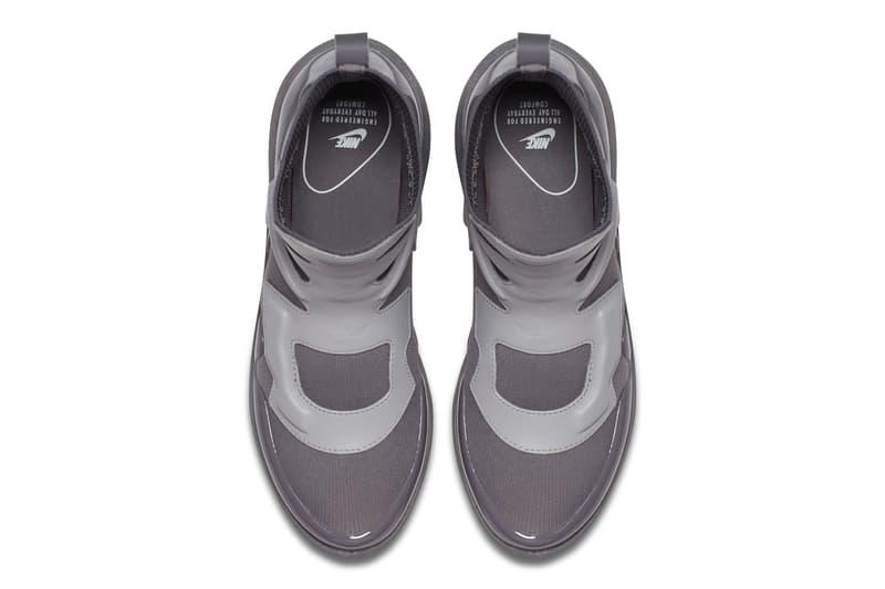 Nike Air VaporMax Light 2 First Look sneaker boot grey release date