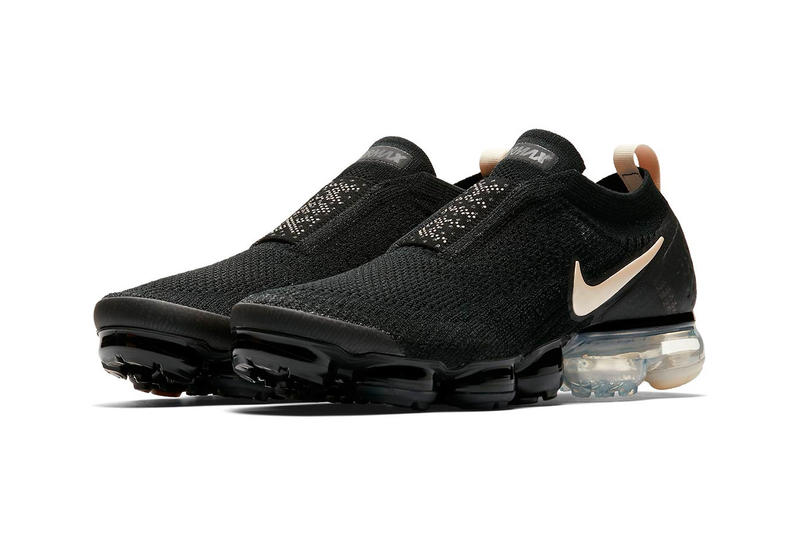 "Nike Air VaporMax Moc 2 ""Black/Light Cream"" Release Date"