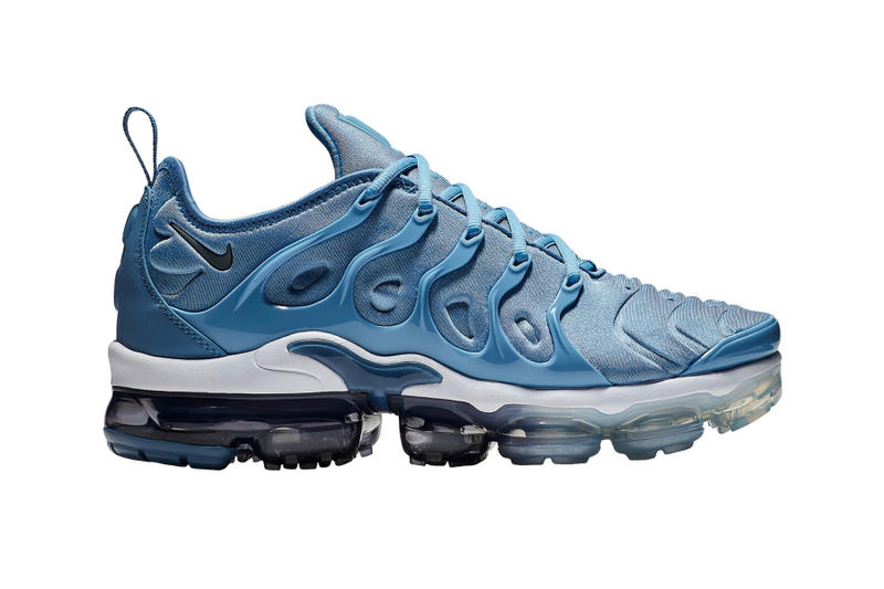 Nike Air VaporMax Plus Work Blue Cool Grey summer 2018 release sneakers  footwear 531b044c7