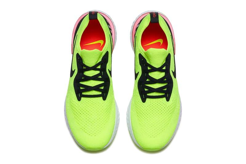 5b5887c9d07c Nike Epic React Flyknit