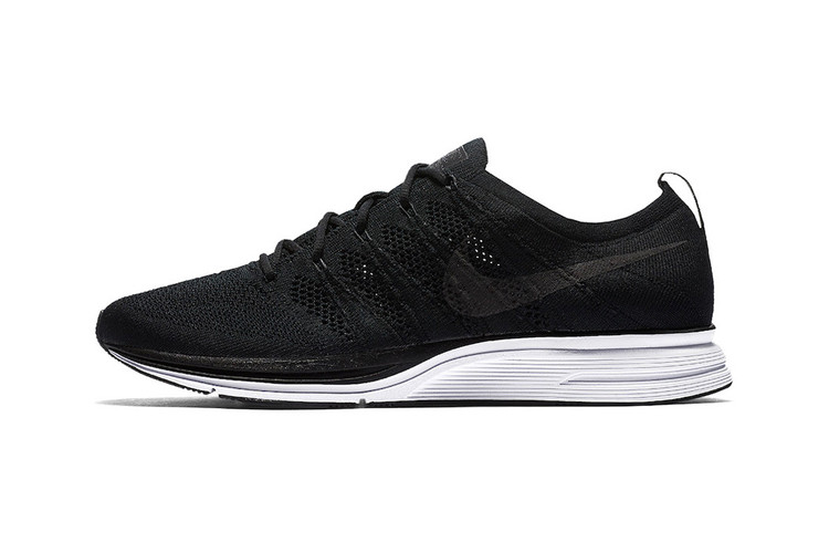 988233c1abbd Nike Dresses the Flyknit Trainer in a Clean Mix of Black   White