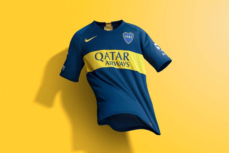 pretty nice 1ea8c 4c005 Nike Releases FC Boca Juniors 2019 Kit | HYPEBEAST