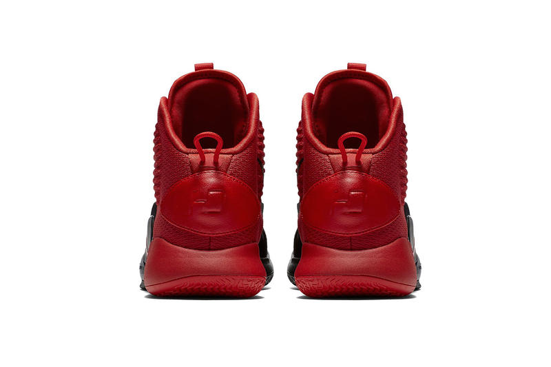 Nike Hyperdunk X Black Red summer 2018 release sneakers footwear