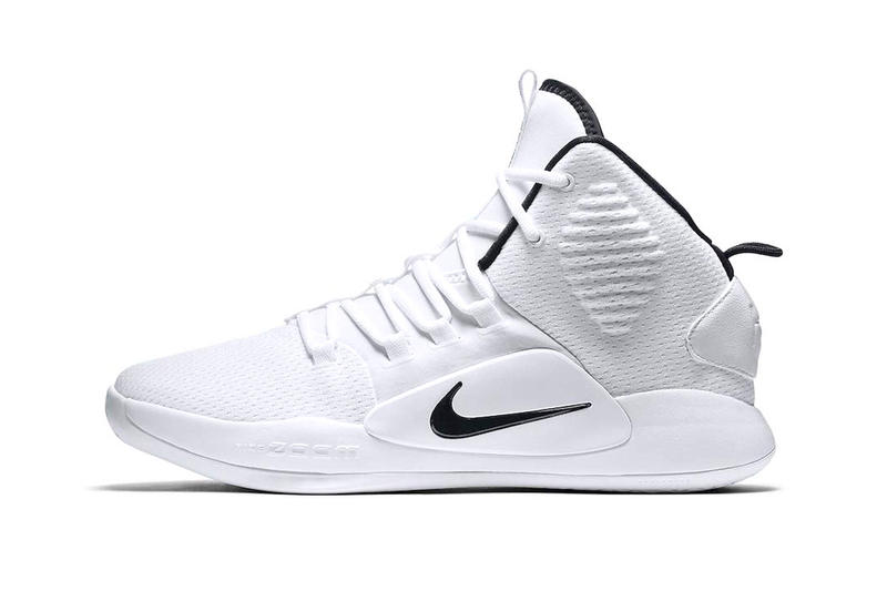 best service bcc62 c288c Nike Hyperdunk X White Black august 2018 release info basketball sneakers  footwear