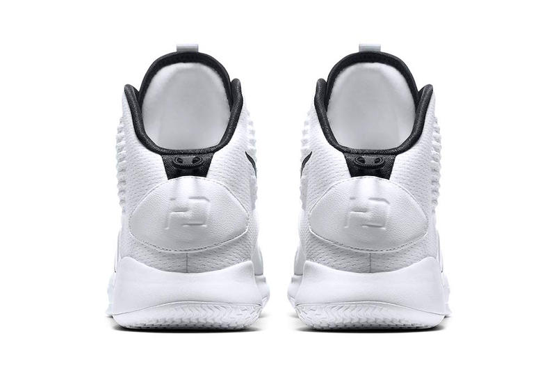 Nike Hyperdunk X White Black august 2018 release info basketball sneakers footwear