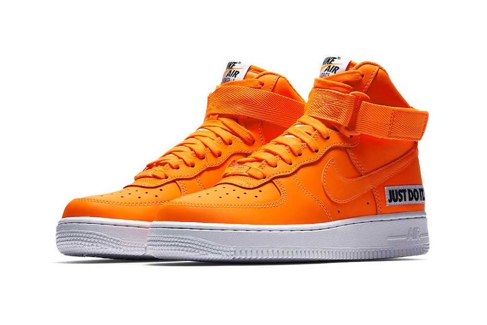 nike high tops just do it