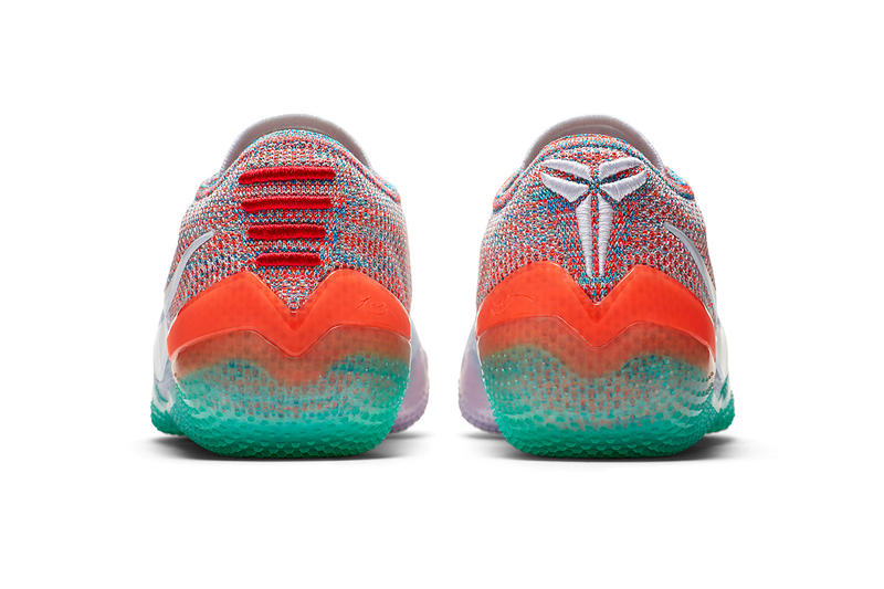 newest ad6b8 fed4a Nike New Kobe AD NXT 360 Multi-Color release info sneakers kobe bryant  emerald green