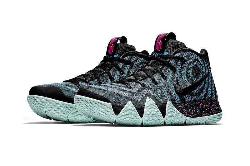 Nike Kyrie 4 Laser Fuchsia release info kyrie irving sneakers footwear