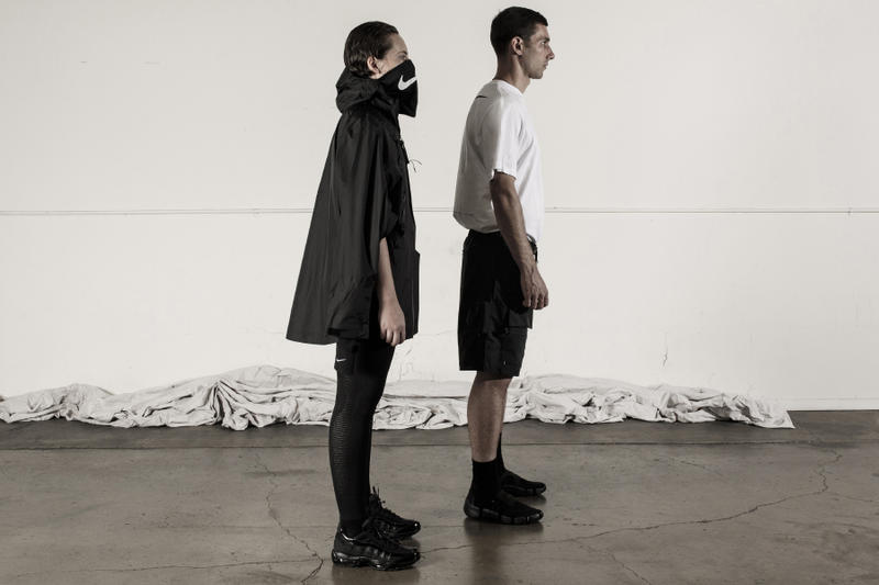 Nike Matthew Williams Collection Blends Editorial