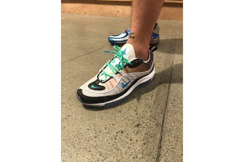 03b21b012eed8 Nike Air Max 98 On Air
