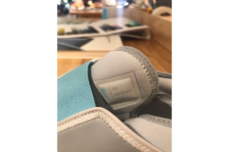 """Nike Air VaporMax Plus On Air """"Paris Work In Progress"""" Nike ON AIR 2018 winner"""